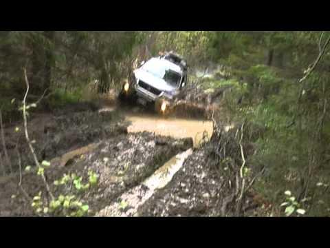 Pajero Sport &Co. TRT Endurance Part 1