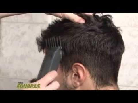 Corte masculino a máquina com Cresta (Curso Online ou DVD EDUBRAS) Music Videos