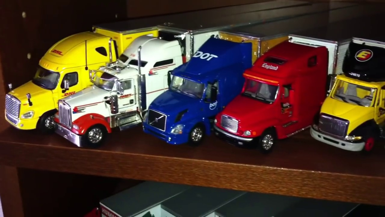 Truck Collection Pictures my Diecast Truck Collection