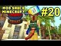 Minecraft Mod Sauce Ep. 20 - New Mods !!! ( HermitCraft Modded Minecraft )