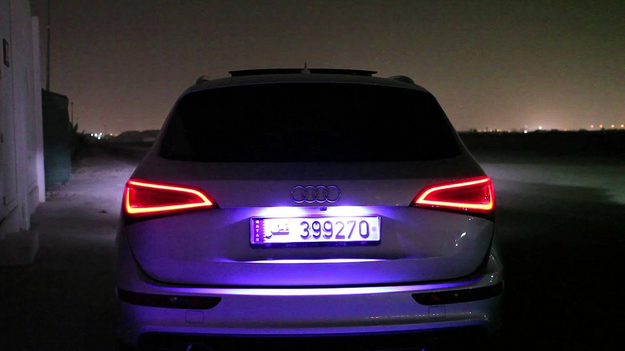 audi q5 tuning before after 3 2 quattro s tronic youtube. Black Bedroom Furniture Sets. Home Design Ideas