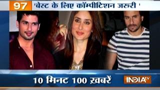 News 100 | 21st February, 2017 - India TV