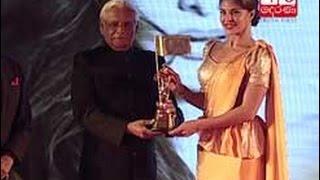 Ada Derana Sri Lankan Of The Year 2016  - Global Entertainer - Jacqueline Fernandez