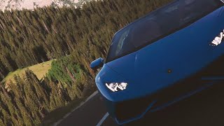 Lamborghini Giro 2016 US: Mountain West