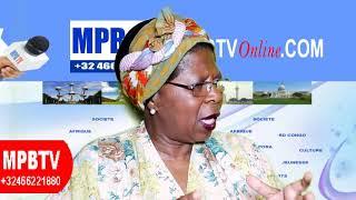 RDC-Muanda N'Semi Incontournable-Sindika Résistant ou Rassopiste?Réaction de Justine Kasa-Vubu