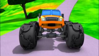 "Bigfoot Presents: Meteor and the Mighty Monster Trucks - Episode 49 - ""Eyes on the Prize"""