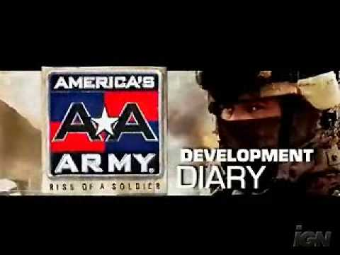America s Army: Rise Of A Soldier
