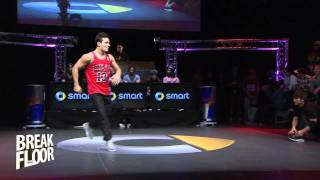 Marcio vs. Kill | Powermove Final Battle | Break The Floor 2012