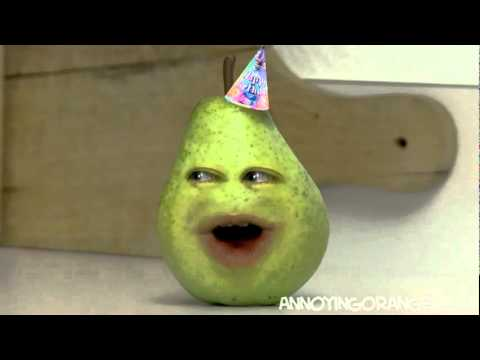Annoying Orange - Happy Birthday! - GAG FILMS