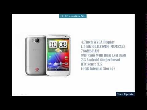 techupdate: HTC sensation XL Announced..Beats audio, Samsung and Google's event Postponed & More