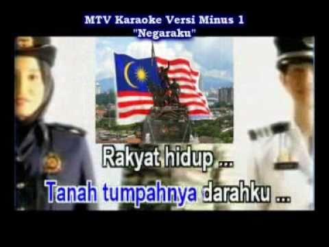 Lagu Negaraku (mtv Karaoke - Minus 1) video