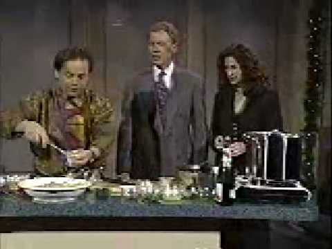 Julia Roberts on David Letterman 1993 part 6