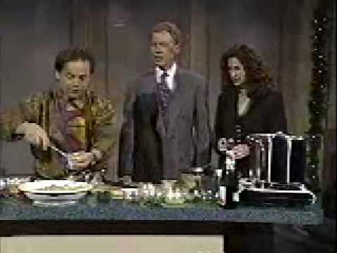 Julia Roberts on David Letterman 1993 part 6