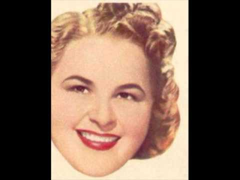Kate Smith: Just a Little Fond Affection  (with lyrics)