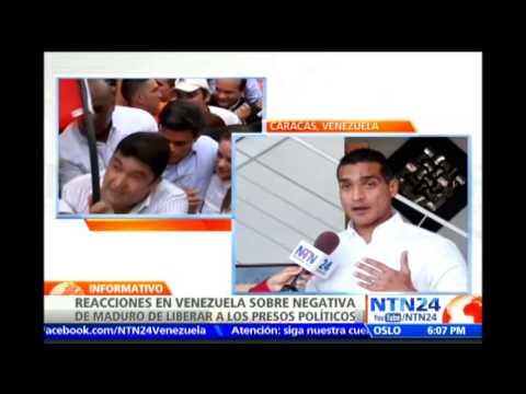 Abogado de Leopoldo López habla sobre negativa de Maduro de liberar a opositores venezolanos presos