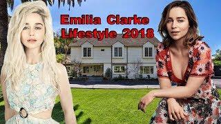 Emilia Clarke's Lifestyle 2018