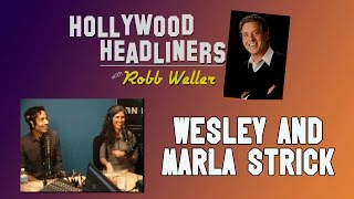 Writers Wesley And Marla Strick from Watching, Waiting