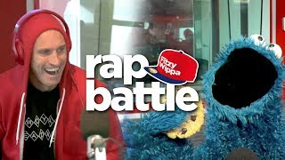 Cookie Monster & Abby Cadabby in a RAP BATTLE!!!