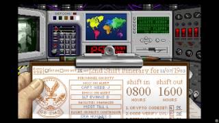ICBM: Cold War Silo Operator Simulator - Longplay (Blind) 1080p 60fps