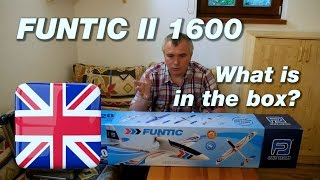 EPO Funtic II 1600 - What is in the box?