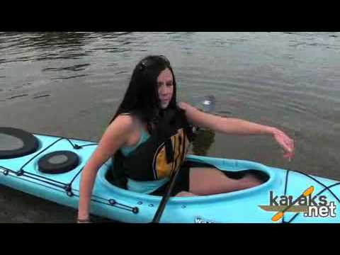 Wilderness Systems Pungo 120 Kayak Video Review How To