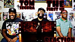 Tom Segura : The First 48 Reaction