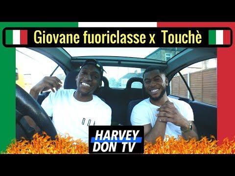 Capo Plaza - Giovane Fuoriclasse x  High Snob - Touche Reaction @raymanbeats @harveydontv