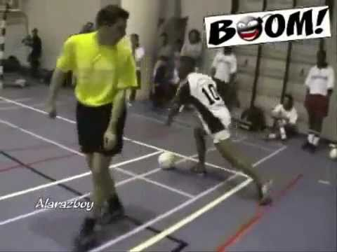 Best indoor soccer skills