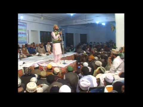 Naat By Zainul Abideen (4th All India Natiya Mushairah, 11-12-12) *MUST WATCH*