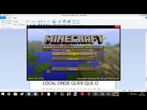 Como Baixar e Instalar o Mod Rei's Mini Map para Minecraft 1.5.2