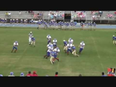 Paul Knox Middle School Football Highlights 2009 part 2