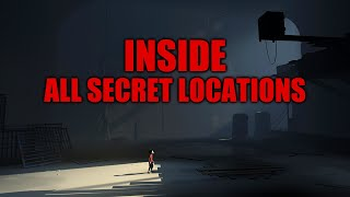 INSIDE - ALL SECRETS (Collectibles) - Orbs Location Guide Achievement/Trophy