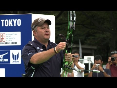 Archery World Cup 2012 - Final Stage - 1/4 Match #2.4