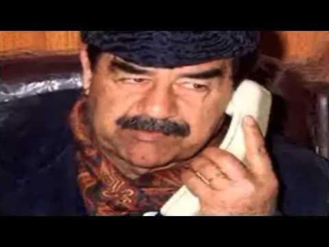 Saddam Hussein Telephone Comedy