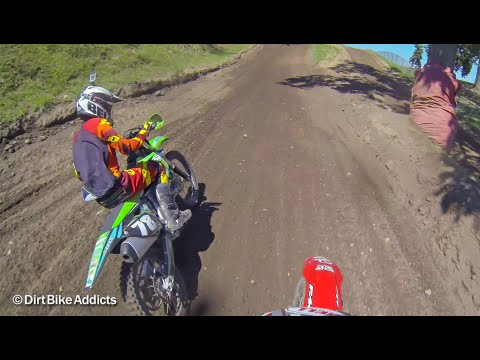 GoPro: 2 vs 4 Stroke Battle at Redbud Motocross - Dirt Bike Addicts