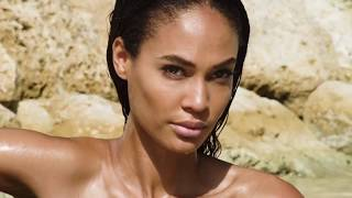 Behind the Scenes Jamaica - Joan Smalls for  Smart & Sexy Swim Secret