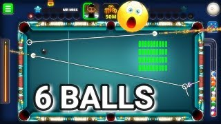 I Never Miss playing 8 Ball Pool with the Maximum Force Power Level Archangel cue