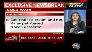 HUL takes Amul to court