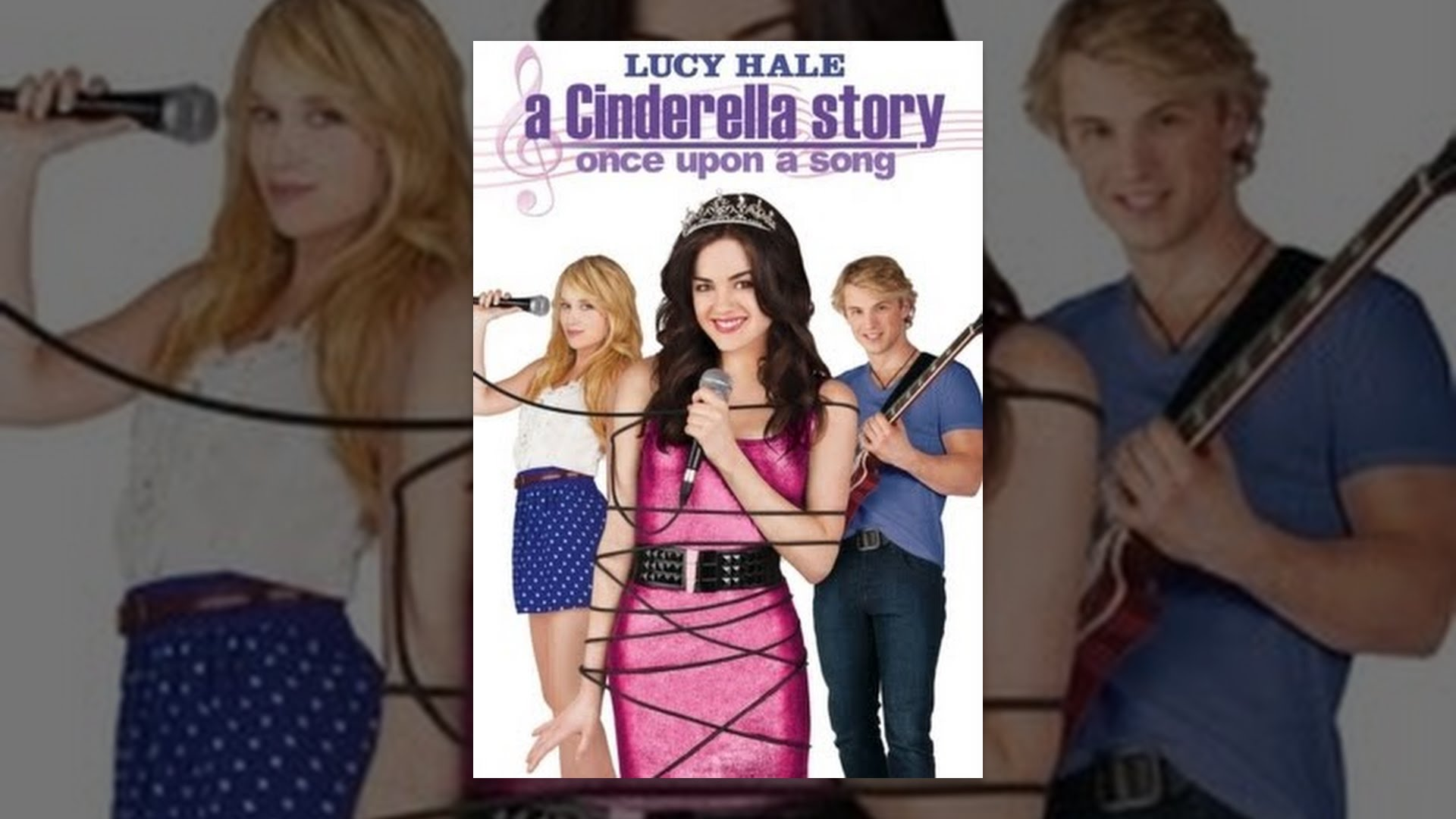 Story Once Upon A Song  A Cinderella Story Once Upon A Song Quotes