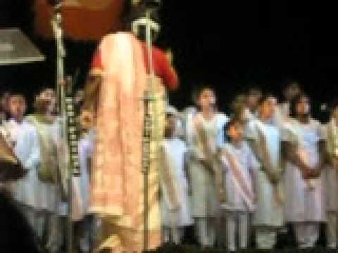 Ruma Guha Thakurta & Childrens Of Calcutta Youth Choir video