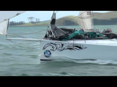 BMW Auckland Regatta 2012 - Day 2