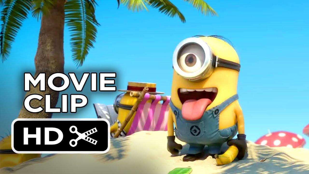 Despicable Me 2 Movie CLIP