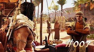 ASSASSIN'S CREED ORIGINS #007 – Etwas andere Votivgaben | Let's Play Assassin's Creed