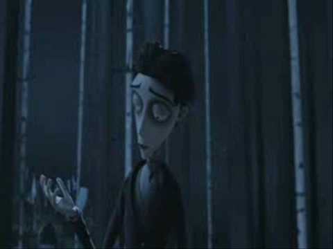 Corpse Bride, Buried Alive by Creature Feature NOT OFFICIAL music video