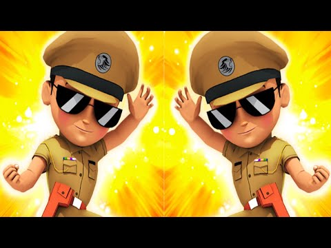 Little Singham 3D Run Android Gameplay #1