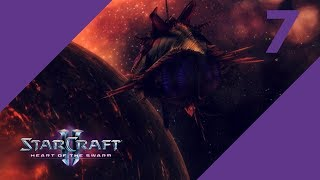 Starcraft II Heart of the Swarm | Facing Zagara | Ep. 7