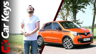 2017 Renault Twingo GT Review – A Pint Sized Drift Missile? – Car Keys