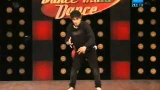 Raghav Juyal in DID(Season 3)Mega Auditions.mp4