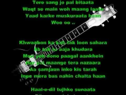 Haal e dil karaoke by kuldeep singh