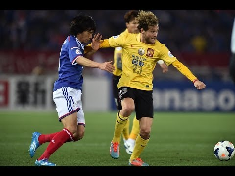 Yokohama F Marinos vs Guangzhou Evergrande: AFC Champions League 2014 (MD2)